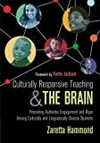 img - for Culturally Responsive Teaching and The Brain: Promoting Authentic Engagement and Rigor Among Culturally and Linguistically Diverse Students book / textbook / text book