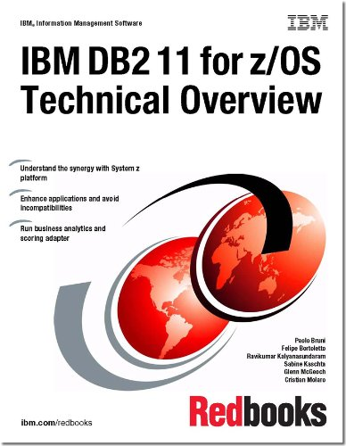 DB2 11 for Z/Os Technical Overview