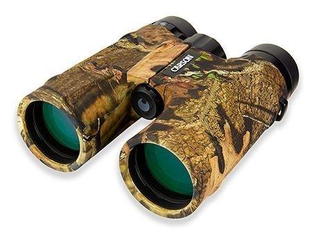 - Carson 3D Series High Definition Binoculars with ED Glass, Mossy Oak, 10x 42mm