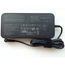 Nbparts® New Original Genuine Slim 120W AC Adapter Charger for Asus ADP-120RH B 19V 6.32A