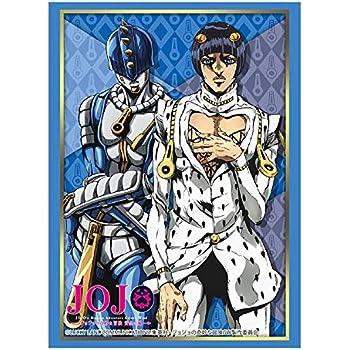 """Vol. 2131 /""""JoJo/'s Bizarre Adventure/"""" Giorno Giovanna High Grade Card Sleeves"""