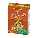 Annie's Homegrown Gluten Free Cinnamon Sugar SnickerDoodle Bunny Cookies, 191 Gram