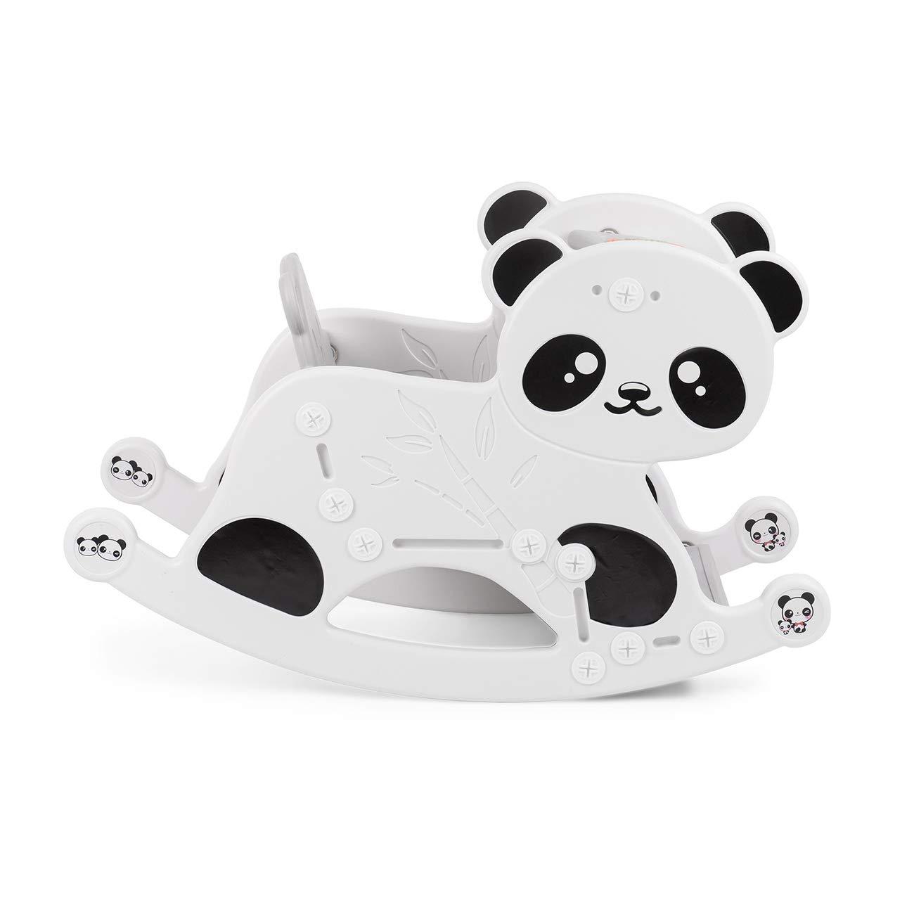 Vivo Sedia A Panda Infanzia Baby Dondolo Cavallo Animale 0nPOXNk8wZ