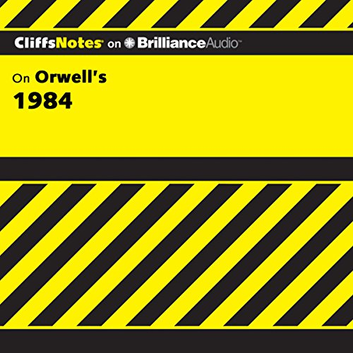1984: CliffsNotes Audiobook [Free Download by Trial] thumbnail