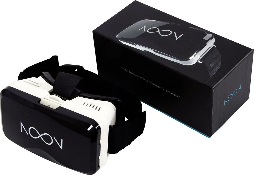 'Noon VR Virtual Reality Lunettes pour Android & Smartphones IOS de 4,7 to 5.7 Taille d'écran