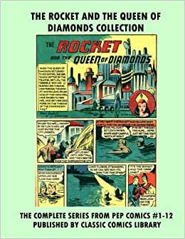 Rocket And The Queen Of Diamonds Comic Collection: Email