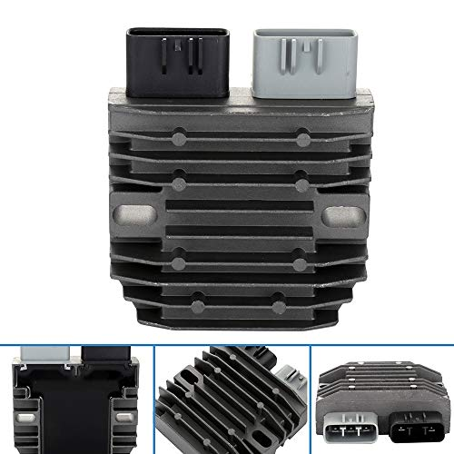 ECCPP Voltage Regulator Rectifier Fit for 2008-2013 Sea-Doo GTI 130 2008-2013 Sea-Doo GTI 155 2012-2013 Sea-Doo GTR 215 2011-2013 Sea-Doo GTS 130 710001103 710000870Rectifier Regulator