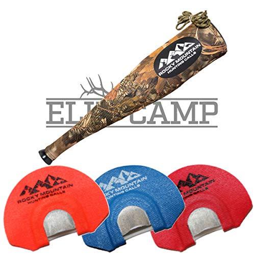 Rocky Mountain Hunting Calls Steve Chappell Elk Calling Kit