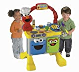 : Fisher-Price Elmo's Restaurant