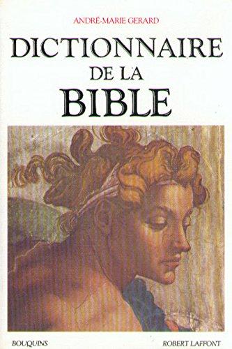 Dictionnaire De La Bible French Edition