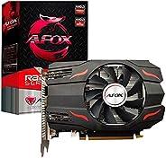 Placa de Vídeo AFOX Radeon RX 550, 4GB DDR5 128 Bits, HDMI/DVI/DP, AFRX550-4096D5H4-V4
