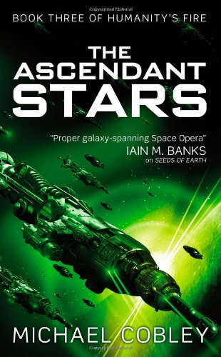 book cover of The Ascendant Stars