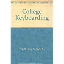 College Keyboarding: WordPerfect 9, Lessons 1-60