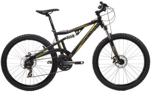 Diamondback OT20FBK - Bicicleta de montaña de doble suspensión ...