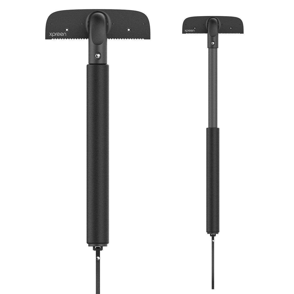 Back Shaver, Xpreen Stretchable Back Razors Adjustable Back Razor for Men