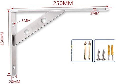 montaje pared soporte, trípode,estantería forma,L90 grados, sin ...