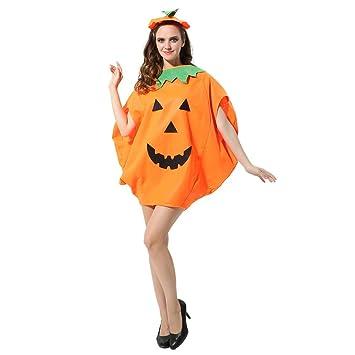 Pannow Disfraz de Halloween Halloween, Calabaza de Halloween ...