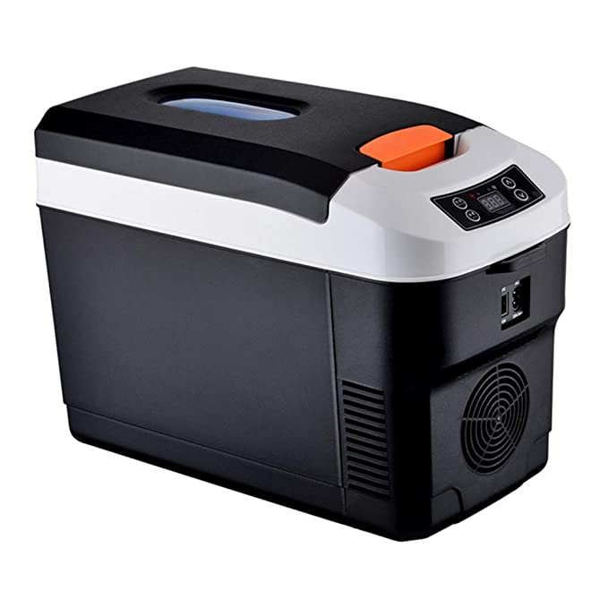 LHAO Nevera Coche 10L portatil Mini compresor pequena electrica ...