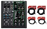 Mackie ProFX6v3 6-Channel Pro Effects Mixer w/USB
