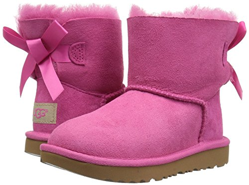 Bailey Ii Azalea Ugg Toddler Stiefel Pink Bow 2018 Mini PzaWWfS