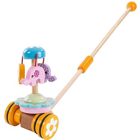 Regalos Para Ninos Pequenos.Babystcwj Juguete Para Bebes Juguetes Madera Elefante