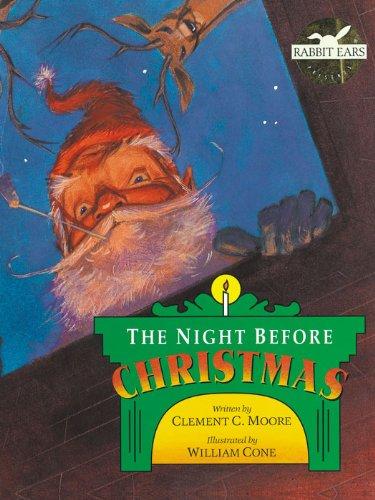 Cimmerian dark Before Christmas, The (Rabbit Ears: A Classic Tale (Spotlight))