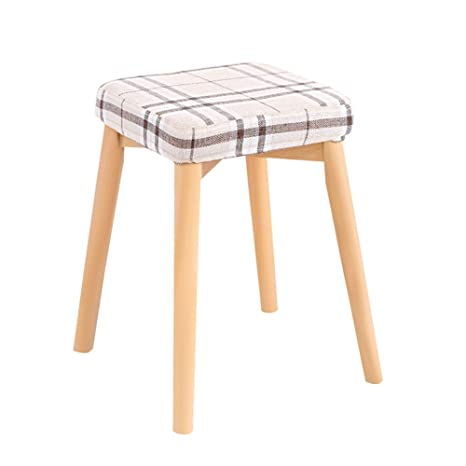 Amazon.com: ZHAOYONGLI-taburetes elegante minimalista sofá ...