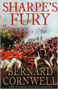 Sharpe's Fury by Bernard Cornwell 1st UK, 2006 SIGNED Fine
