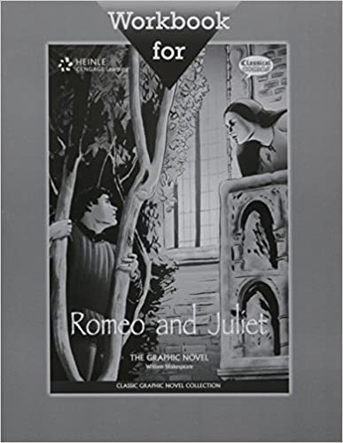 Romeo and Juliet: Workbook (Classic Graphic Novels)