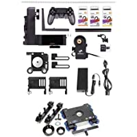eMotimo spectrum ST4 Pro 4-Axis Motion Control Kit, Includes Fz (Focus) Motor, Dana Dolly Integration Kit and PS4 DUALSHOCK4 Wireless Controller - With DanaDolly Universal 150mm Kit