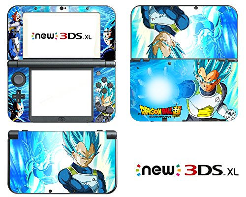 Vanknight Vinyl Decals Skin Sticker for the New Nintendo 3DS XL 2015](Dragon Ball Z Games 3ds)