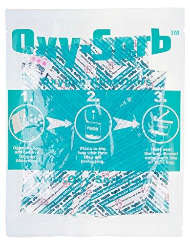 Oxy Sorb 50 Pack Oxygen Absorber 300cc Buy Online In