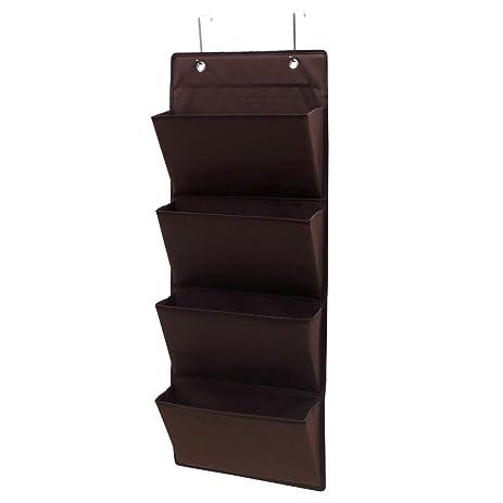 Hanging Office Organizer. Nktm Over The Door Fabric Office Organizer Wall  File Holder Hanging Supplies