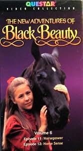 The New Adventures of Black Beauty: Volume 6 (Episode 11: Horsepower and Episode 12: Horse Sense)