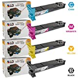 LD © Compatible Konica-Minolta Compatible MagiColor 4650 Set of 4 Toner Cartridges: 1(Black/Cyan/Magenta/Yellow), Office Central