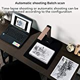 iOCHOW S500 Document Camera, Document Scanner for