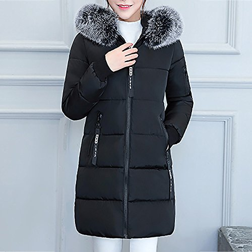 Invernale pi Beikoard Giacca Caldo da Donna Cappotto Vestiti Lungo Cappotto EzqxqwrAS