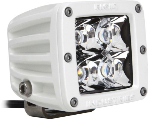 Rigid Industries 60121 M-Series Dually LED (Polycarbonate Diffuser Cast)