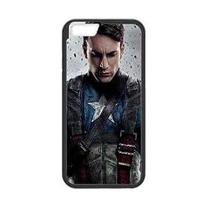 iPhone 6 Plus 5.5 Inch Phone Case Captain America R5A1119133