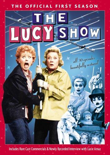 lucy show season 1 - 1