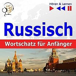 Russisch Wortschatz für Anfänger - Hören und Lernen