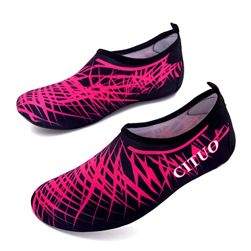 Shoes K1 Men Dry Swim Water Giotto Kids for cross Non Slip Barefoot Women Pink Quick q7FPt