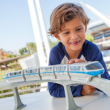Walt Disney World Resort Monorail Play Set Train Disney (Walt Disney Train)