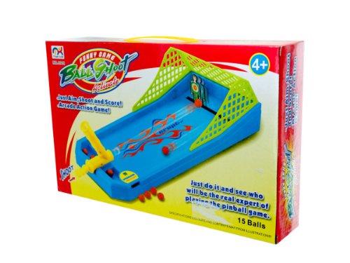 Bulk Buys OB980-1 Tabletop Arcade-Style Shooting Pinball Game by bulk buys by bulk buys