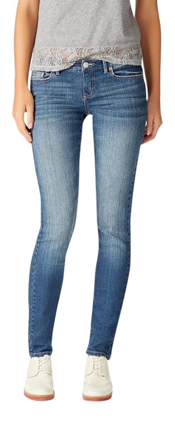 Aeropostale Women's Skinny Core Medium Wash Jean 16 Medium Wash
