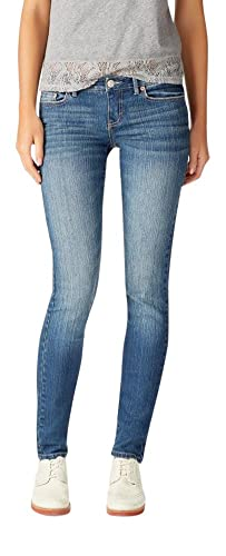 Aeropostale Women's Skinny Core Medium Wash Jean