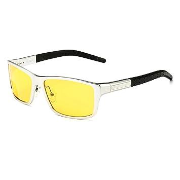 Gafas de Sol Night Vision Gafas Conductor Polarizador De ...