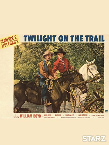 Twilight on the Trail ()