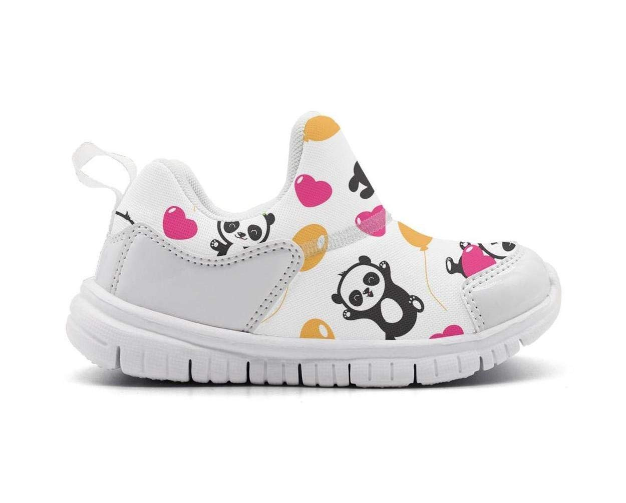 ONEYUAN Children Cat Faces-01 Kid Casual Lightweight Sport Shoes Sneakers Walking Athletic Shoes