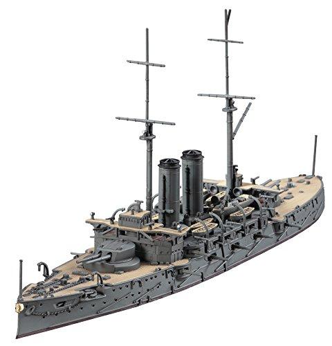 Japanese Navy Battleship - Hasegawa Corp. 49151 1/700 Japanese Navy Battleship Mikasa Waterline